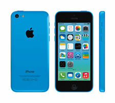 "Apple iPhone 5C 16GB GSM ""Factory Unlocked"" Smartphone - Blue"