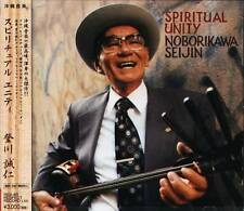 Seijin Noborikawa - SPIRITUAL UNITY - Japan CD - NEW