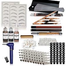 Microblading Handmethode Manuell Pen Härchenzeichnung Permanent Make Up3er SetZ3