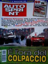 Autosprint 39 1998 Inserto Superturismo. Ferrari: record a Fiorano.  SC.57