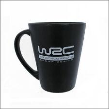 New World Rally Championship Taza Negro Embudo taza de café taza de té, café Oficial