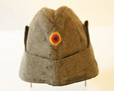 West German 1960s Garrison Wool Military Cap