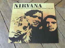 NIRVANA Live at the palaghiaccio Rome 94 Lp