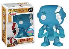 NYCC 2015 Exclusive God of War: Kratos Poseidon Rage Funko Pop! Vinyl Figure