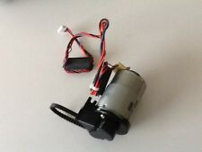 Neato XV-11 Brush Motor With Belt And Hair Gard On Shaft USED original parts