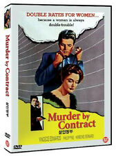 Murder by Contract (1958, Irving Lerner) DVD NEW