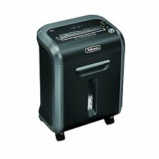 Fellowes Jam Proof Heavy Duty Paper & Credit Card SHREDDER, 79Ci