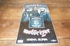 MOTORHEAD - PLV / Display !!! MOTORIZER !!!