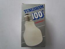 TUNGSRAM  100 Watt-Birne Glühlampe E27 ◊ Oplal  ☼TUNGSRASOFT