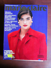 Marie Claire n° 5 Christmas/New Year 1988 - E19089