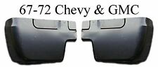 67 72 Chevy GMC Cab Corner Set Both Left & Right Rust Repair Kit 1.2 MM Thick!!