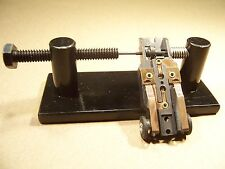 HO slot car wheel/gear press - Aurora, AW, JL, AFX, T-Jet pancake chassis