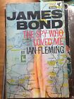 The Spy Who Loved Me, Ian Fleming.p/b 1st/1st.