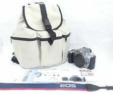 """""""Exc+"""" Canon Eos kiss III L 35mm SLR Film Camera Body W/Manual & Bag from JP #D4"""