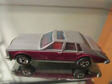 Hot Wheels Cadillac Seville Made in Hong Kong 1980 ~
