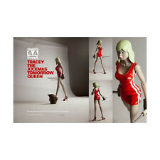 3A Ashley Wood threeA 1/6 Tracey The XXXmas TQ Tomorrow Queen Popbot
