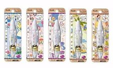 Plus Decoration tape Deco Rush Disney characters KAWAII stationery 5 set