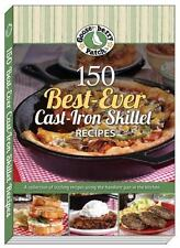 150 Best-Ever Cast-Iron Skillet Recipes by Gooseberry Patch - NEW SEALED BOOK