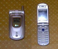 LG U8120 Silver UMTS...