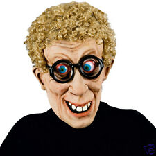 Paper Magic Nutty Four Eyed Freaks Nutty Professor Adult Costume Mask 6569018PM