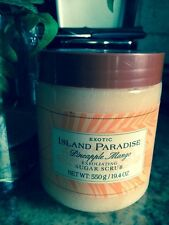 ASQUITH & SOMERSET EXFOLIATING Pineapple Mango SUGAR SCRUB 19.4 OZ