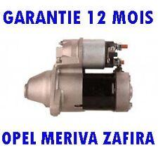 OPEL MERIVA ZAFIRA 1.7 CDTI 2003 2004 2005 2006 2007  2014 RMFD DEMARREUR MOTEUR
