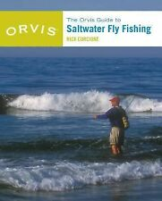 Orvis Guide to Saltwater Fly Fishing, New and Revised by Curcione, Nick