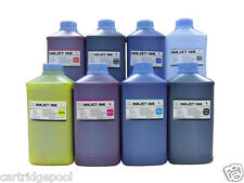 8 Quart Pigment Ultra  refill ink for Epson 54 T054 Stylus  R800 R1800 Printer