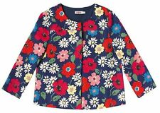 CATH KIDSTON WOMENS PARADISE FLOWERS TEXTURED SHORT JACKET *UK 6* BNWT *RRP £65*