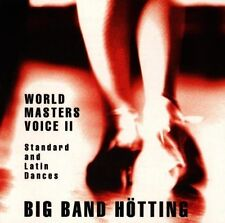 Big Band Hötting Worldmasters voice II-Standard and latin dances [CD]