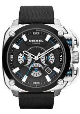 NEW DIESEL DZ7345 MENS BLACK BAMF CHRONOGRAPH WATCH - 2 YEAR WARRANTY