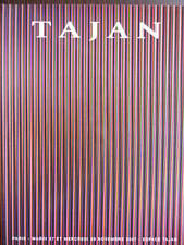 Catalogue de vente : TAJAN Art Contemporain Abstrait ARMAN CESAR 28 11 2007
