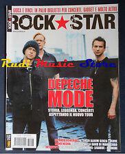 rivista ROCKSTAR 306/2006 Depeche Mode Richard Ashcroft Ligabue Nannini  No cd