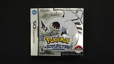Pokemon Soul Silver (DS) Complete in Box