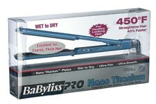 BaByliss Pro BABNT5073T Nano Titanium-Plated Wet-To-Dry Hair Ultra-Thin Straight