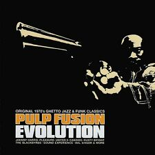 PULP FUSION EVOLUTION 2 x LP MINT NEW ORIGINAL 1970s GHETTO JAZZ & FUNK CLASSICS