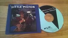 CD Blues Little Milton - Welcome To .. (12 Song) MALACO REC / cd+booklet only !