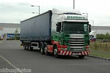 Eddie Stobart PE11WKU at Goole Aug 2013 Truck Photo C