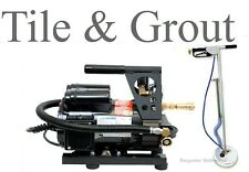 Carpet Cleaning Ind - Tile and Grout Pump and Spinner Combo