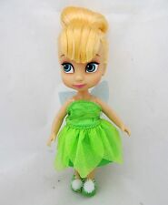 5'' Tinkerbell Tink Tinker Bell Fairy Disney Animators' Collection Mini Doll
