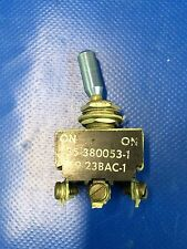 Beech Baron 58 Switch P/N 35-380053-1 (1116-120)