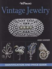 Warman's Vintage Jewelry : Identification and Price Guide by Leigh Lesher