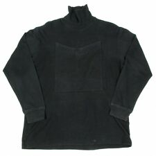 Yohji Yamamoto POUR HOMME high-necked cotton tops Size M(K-32480)
