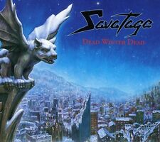 Dead Winter Dead (Re-Issue) - Savatage (2011, CD NEUF)