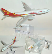 Hong Kong Airlines Airbus A330 Airplane 16cm DieCast Plane Model