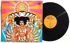 JIMI HENDRIX EXPERIENCE: Axis Bold As Love LP REPRISE RECORDS RS6281 US 1979 NM-