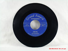 THE GUMDROPS -(45)- STEREO ISSUE - FOR YOU / TO MAKE A MISTAKE IS HUMAN  -  1956