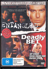 Entangled & Deadly Bet (2 Movies)