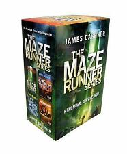 The Maze Runner; The Scorch Trials; The Death Cure; The Kill Order by James...