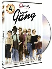 Our Gang - Little Rascals Collection (DVD, 2006, Brand New) in Original B&W